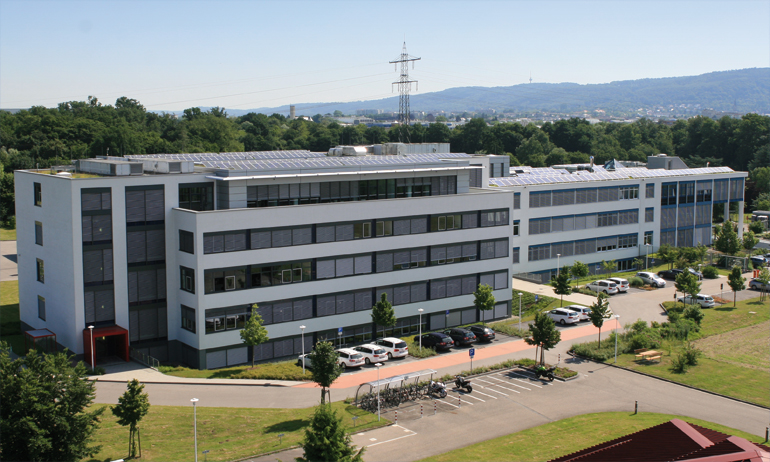 Bruker Optik GmbH in Ettlingen